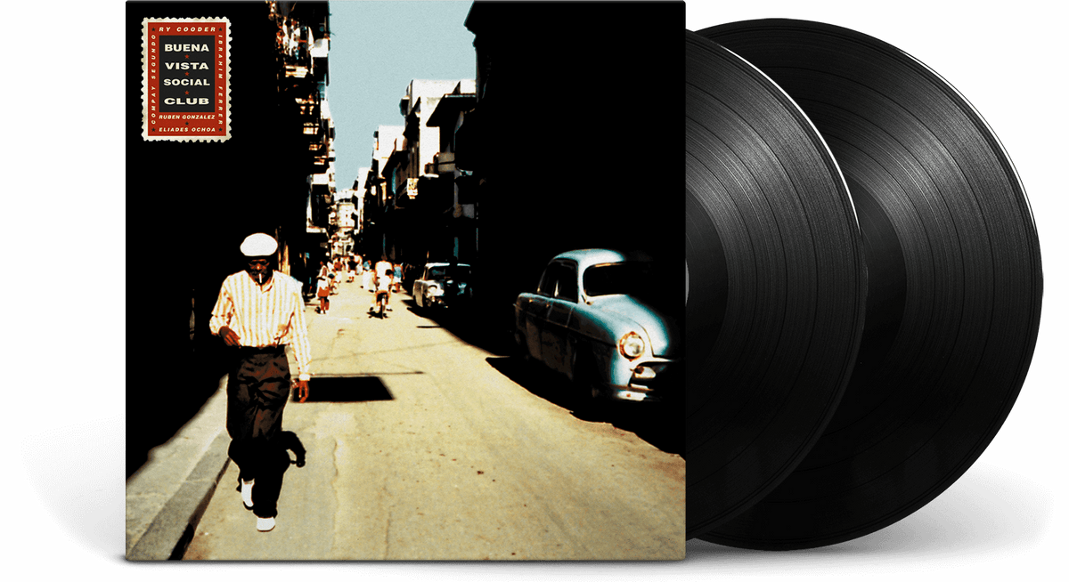 Vinyl - Buena Vista Social Club <br> Buena Vista Social Club - The Record Hub