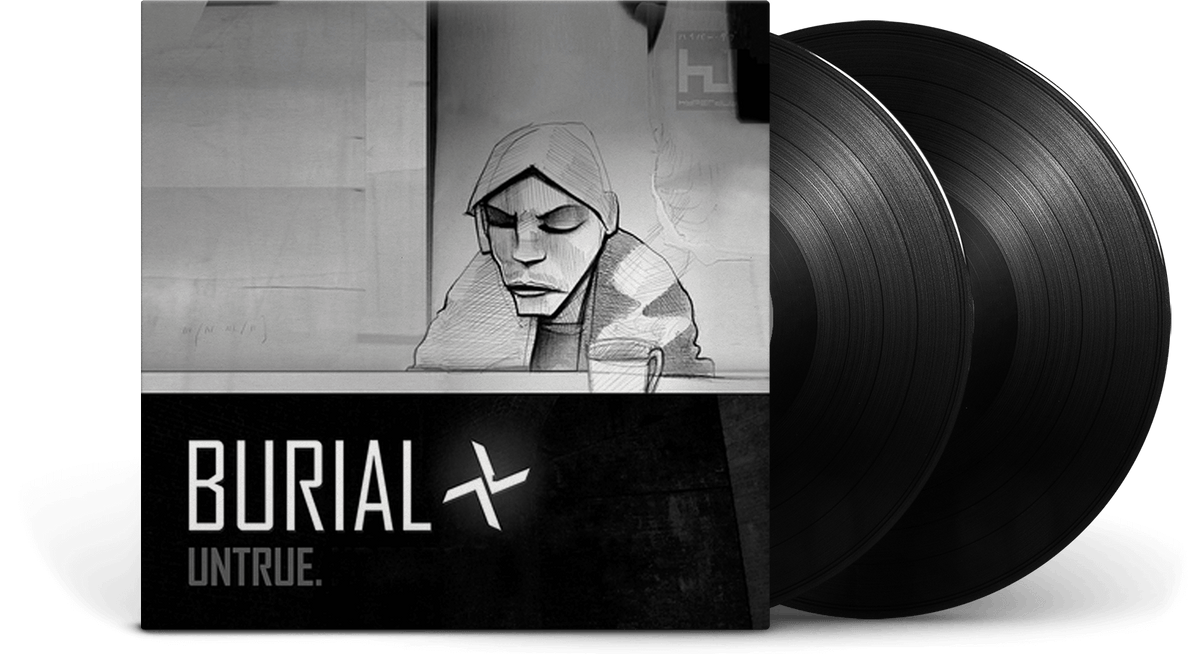 Vinyl - Burial <br> Untrue - The Record Hub