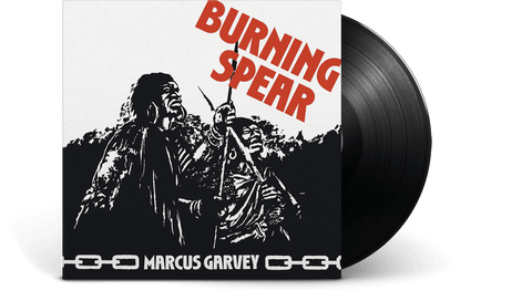 Burning Spear <br> Marcus Garvey