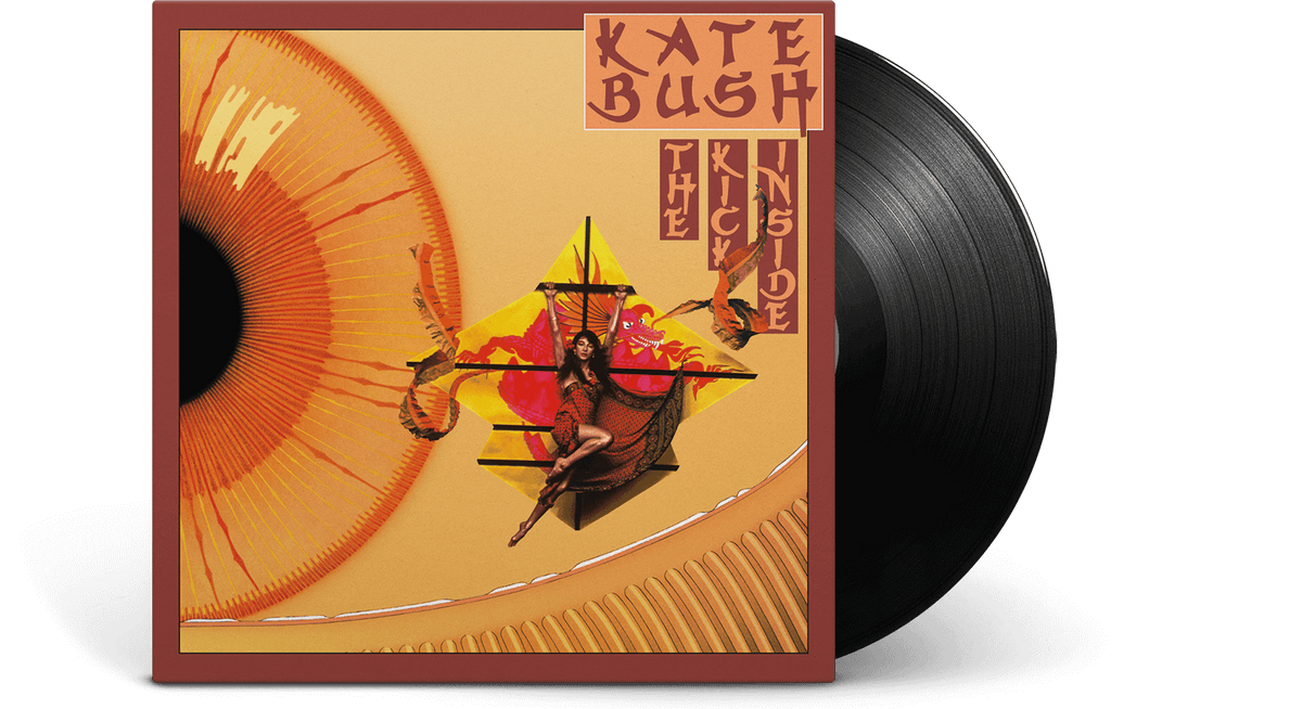 Vinyl - Kate Bush : The Kick Inside - The Record Hub