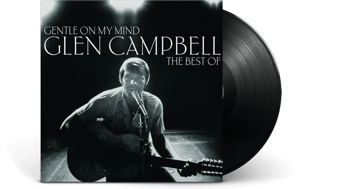Vinyl - Glen Campbell : Gentle On My Mind - The Record Hub