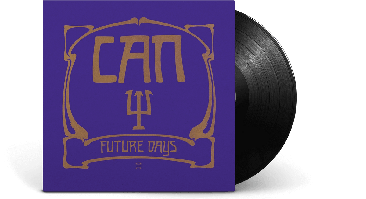 Vinyl - Can : Future Days - The Record Hub