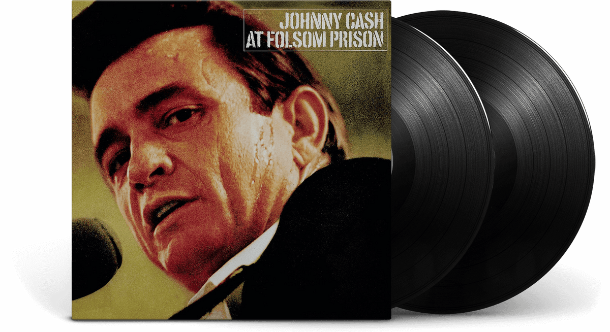 Johnny Cash <br> At Folsom Prison