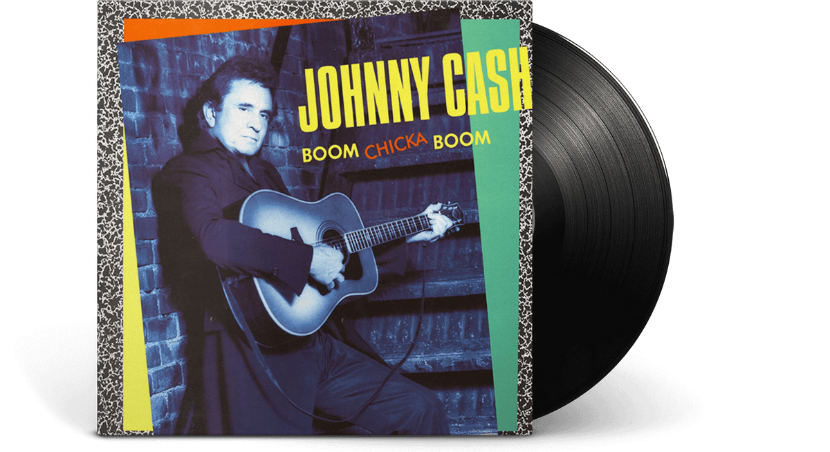 Vinyl - Johnny Cash : Boom Chicka Boom - The Record Hub