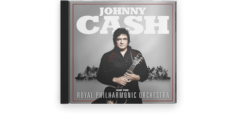 Vinyl - Johnny Cash : Johnny Cash & The RPO (CD) - The Record Hub
