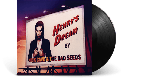 Vinyl - Nick Cave & The Bad Seeds : Henry's Dream - The Record Hub
