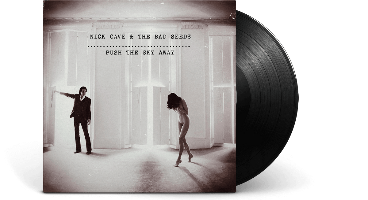 Vinyl - Nick Cave & The Bad Seeds : Push The Sky Away - The Record Hub
