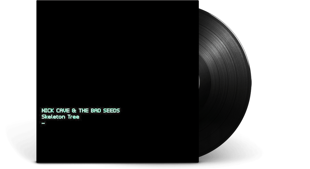 Vinyl - Nick Cave & The Bad Seeds : Skeleton Tree - The Record Hub
