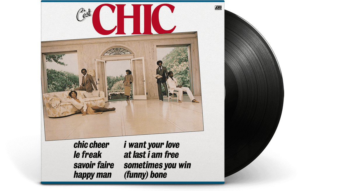Vinyl - Chic : C'est Chic (2018 Remaster) - The Record Hub