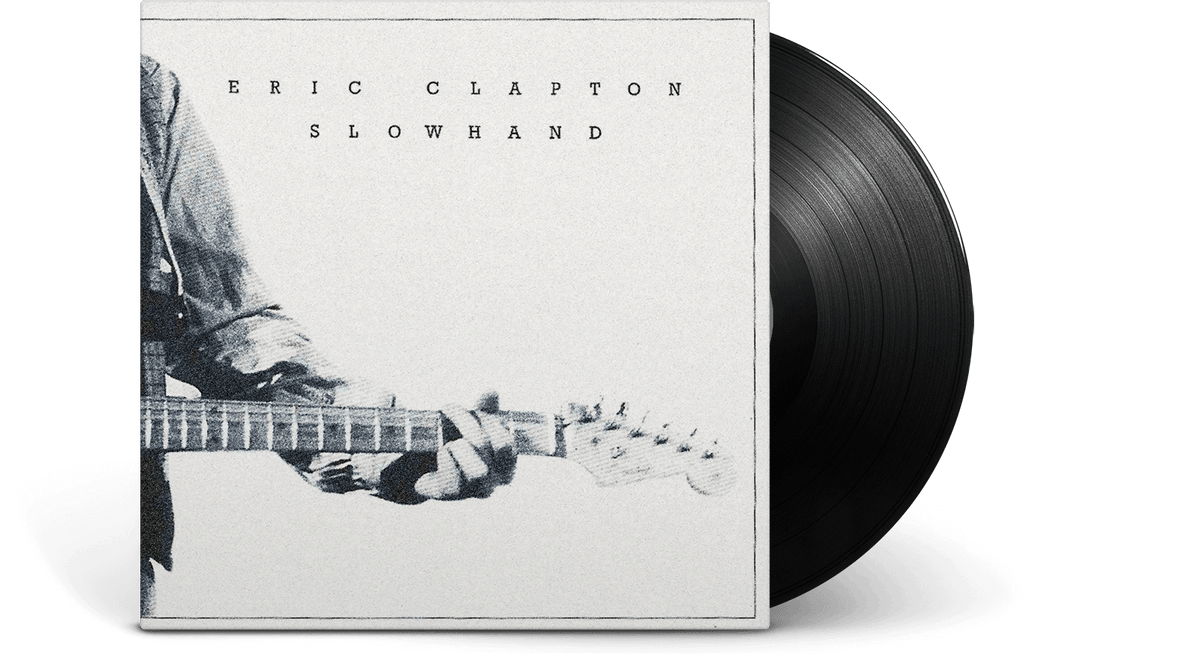 Vinyl - Eric Clapton : Slowhand (2012 Remaster) - The Record Hub