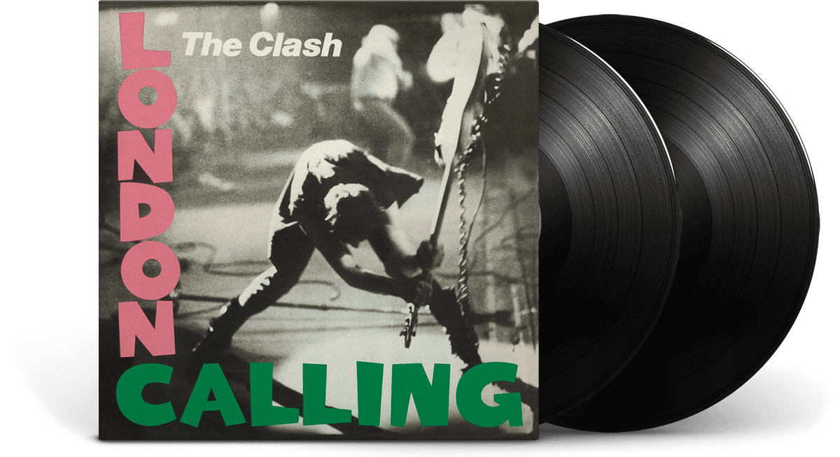 Vinyl - The Clash : London Calling - The Record Hub