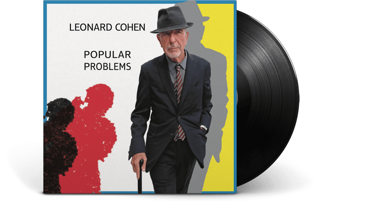 Vinyl - Leonard Cohen : Popular Problems - The Record Hub