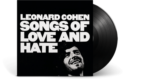 Leonard Cohen <br> Songs of Love and Hate