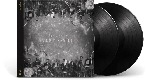 Vinyl - Coldplay : Everyday Life - The Record Hub