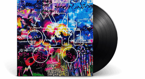 Vinyl - Coldplay : Mylo Xyloto - The Record Hub