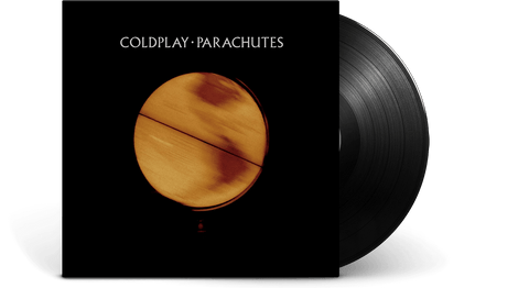 Vinyl - Coldplay : Parachutes - The Record Hub