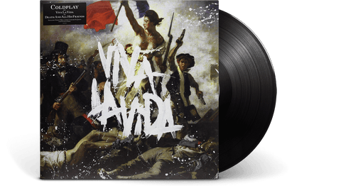 Vinyl - Coldplay : Viva La Vida or Death and All His Friends - The Record Hub