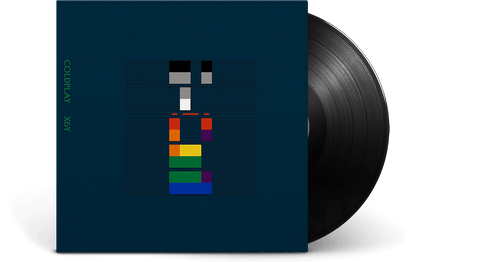 Vinyl - Coldplay : X & Y - The Record Hub