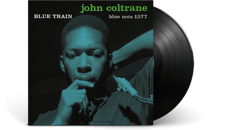 Vinyl - John Coltrane : Blue Train - The Record Hub