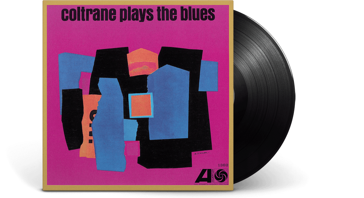 Vinyl - John Coltrane : Coltrane Plays the Blues (2017 Mono Remaster) - The Record Hub