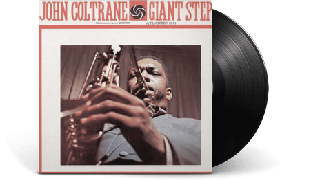 Vinyl - John Coltrane : Giant Steps - The Record Hub