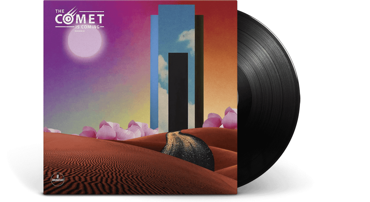 Vinyl - The Comet is Coming : Trust In The Life-force of the Deep Mystery - The Record Hub