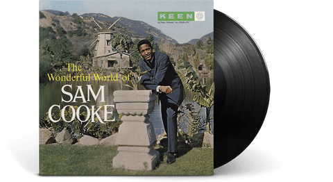 Sam Cooke<br>The Wonderful World of Sam Cooke