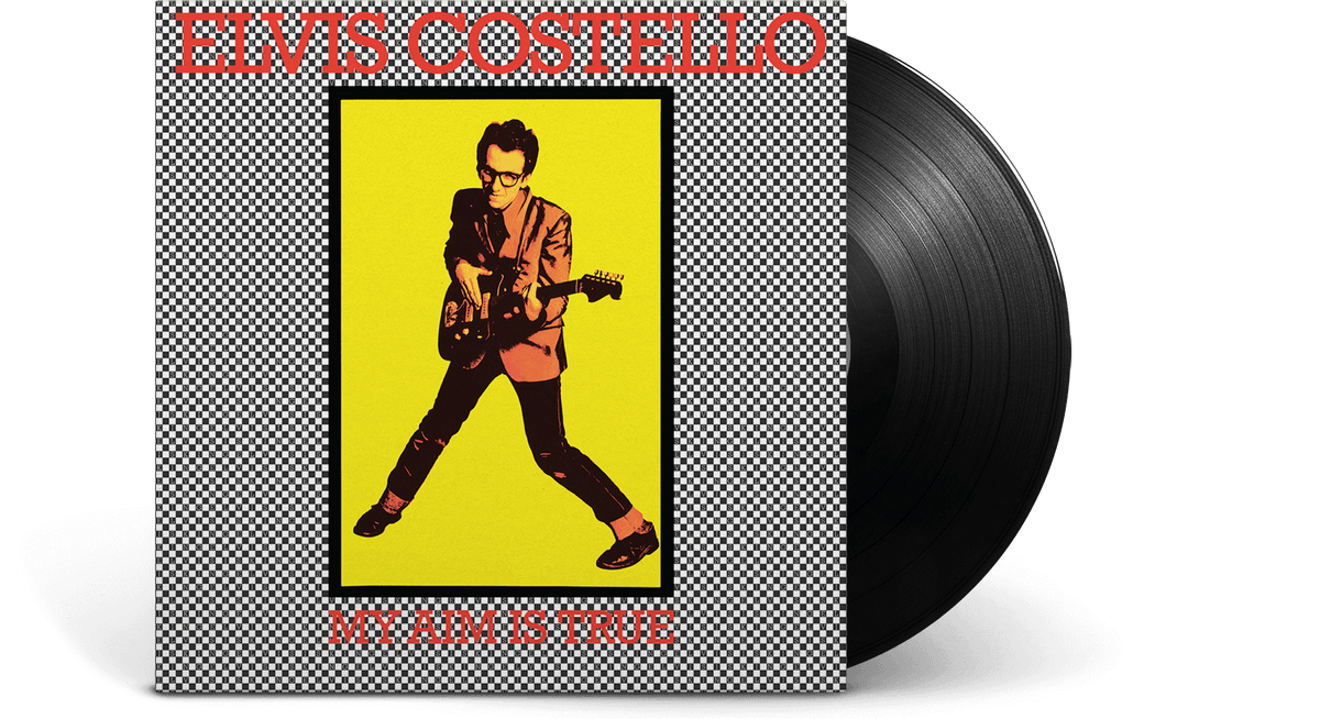 Vinyl - Costello, Elvis & The Attractions : My Aim is True - The Record Hub