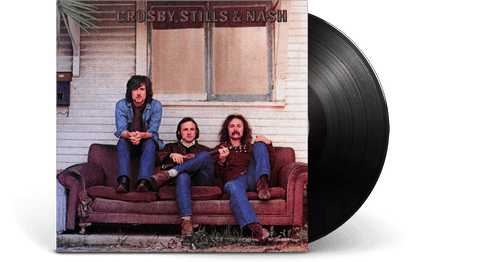 Vinyl - Crosby, Stills and Nash <br> Crosby, Stills and Nash - The Record Hub