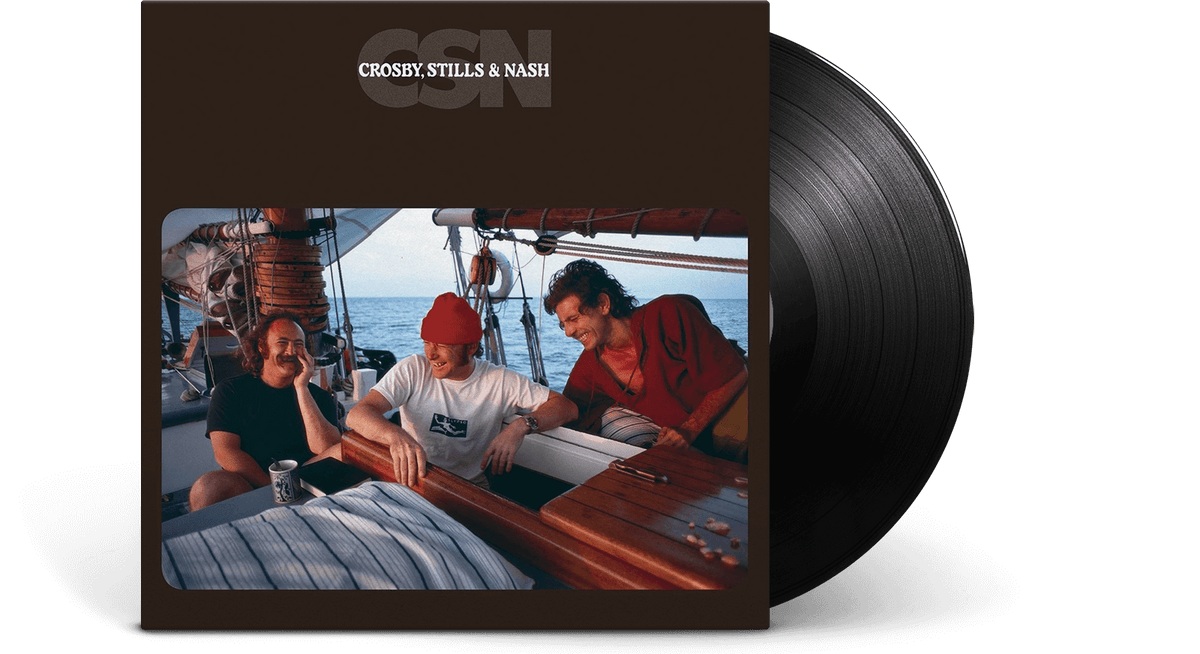 Vinyl - Crosby, Stills and Nash <br> CSN - The Record Hub