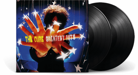 Vinyl - The Cure <br> Greatest Hits - The Record Hub