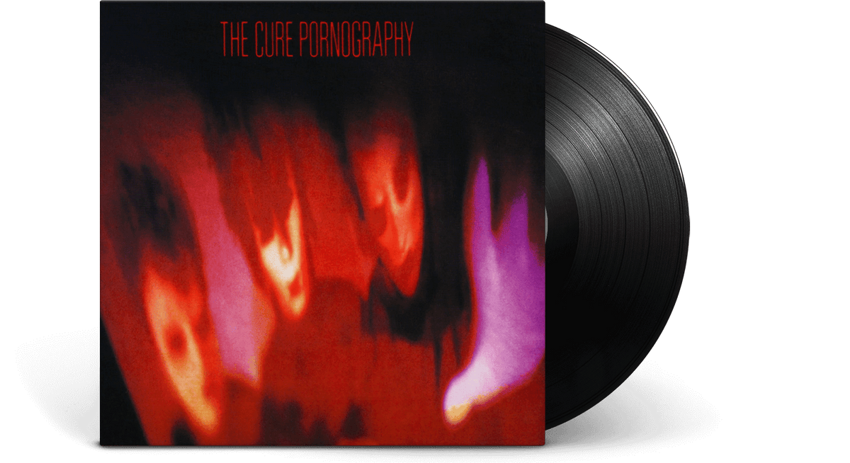 Vinyl - The Cure : Pornography - The Record Hub