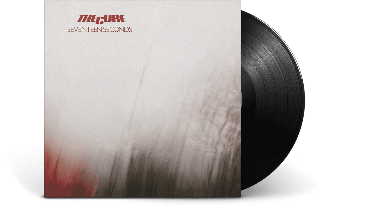Vinyl - The Cure : Seventeen Seconds - The Record Hub
