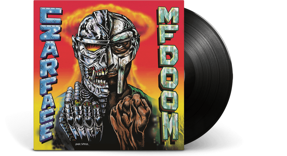 Vinyl - Czarface & MF Doom : Czarface Meets Metal Face - The Record Hub