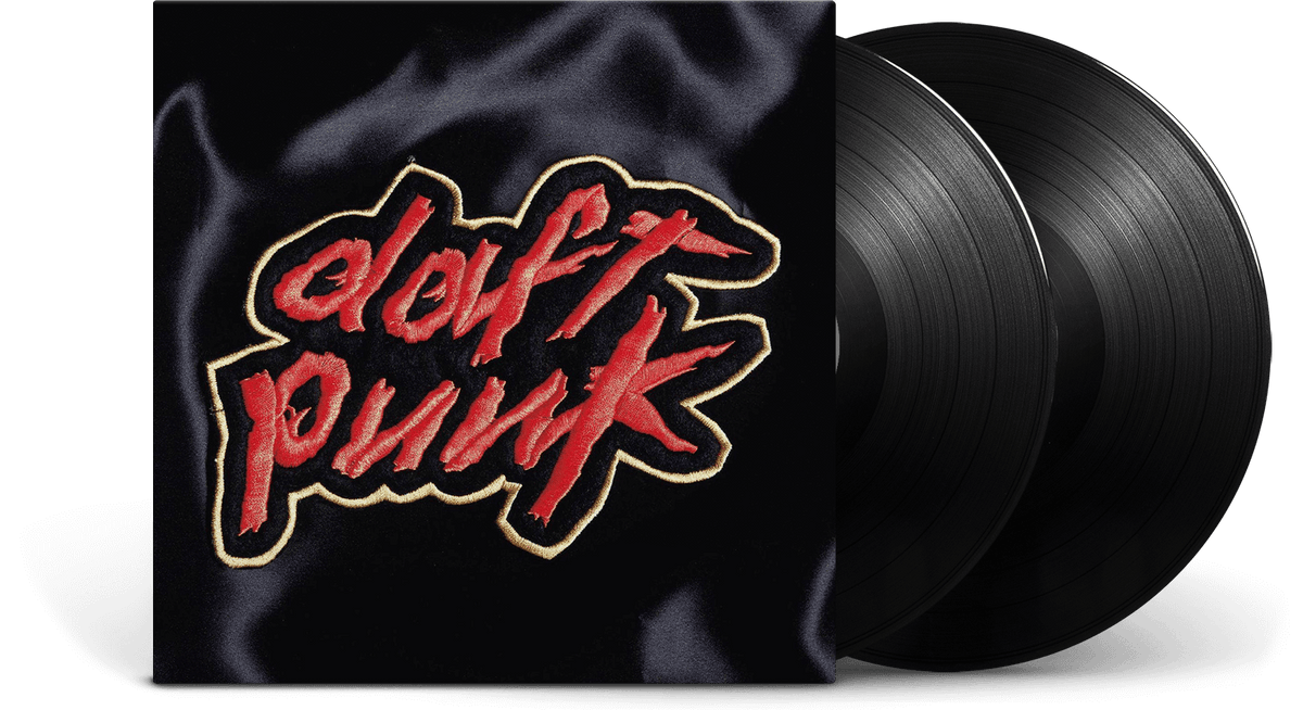 Vinyl - Daft Punk <br> Homework - The Record Hub