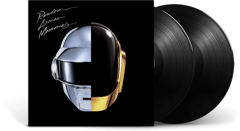 Vinyl - Daft Punk : Random Access Memories - The Record Hub