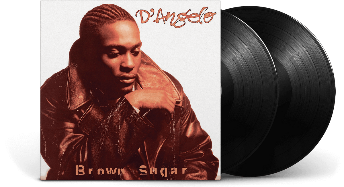 Vinyl - D'Angelo <br> Brown Sugar - The Record Hub