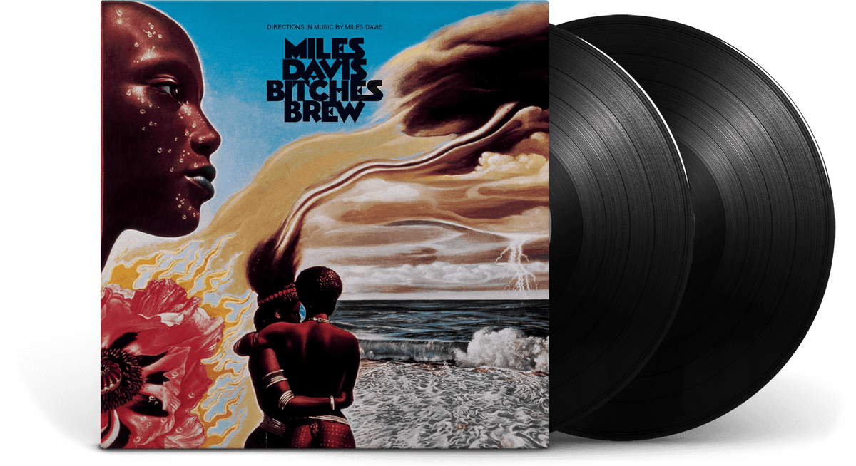 Vinyl - Miles Davis : Bitches Brew - The Record Hub