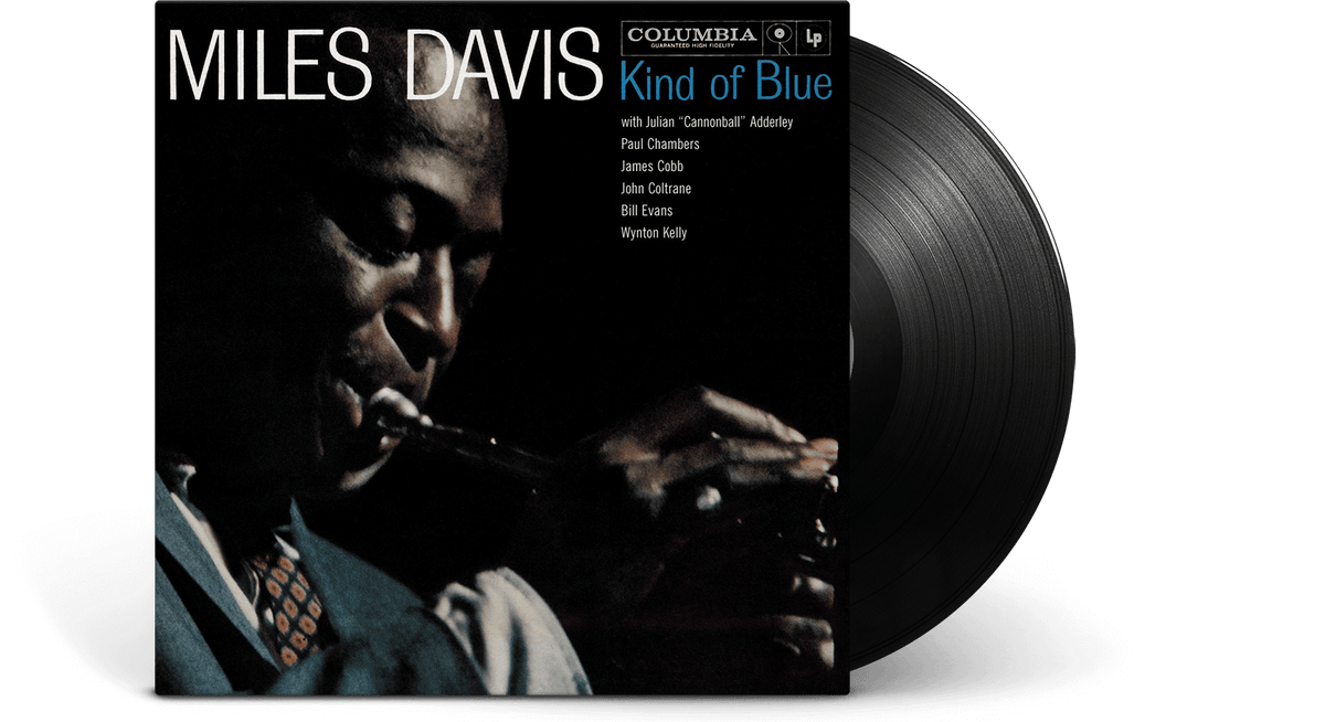 Vinyl - Miles Davis : Kind of Blue - The Record Hub