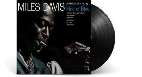 Vinyl - Miles Davis<br> Kind of Blue - The Record Hub