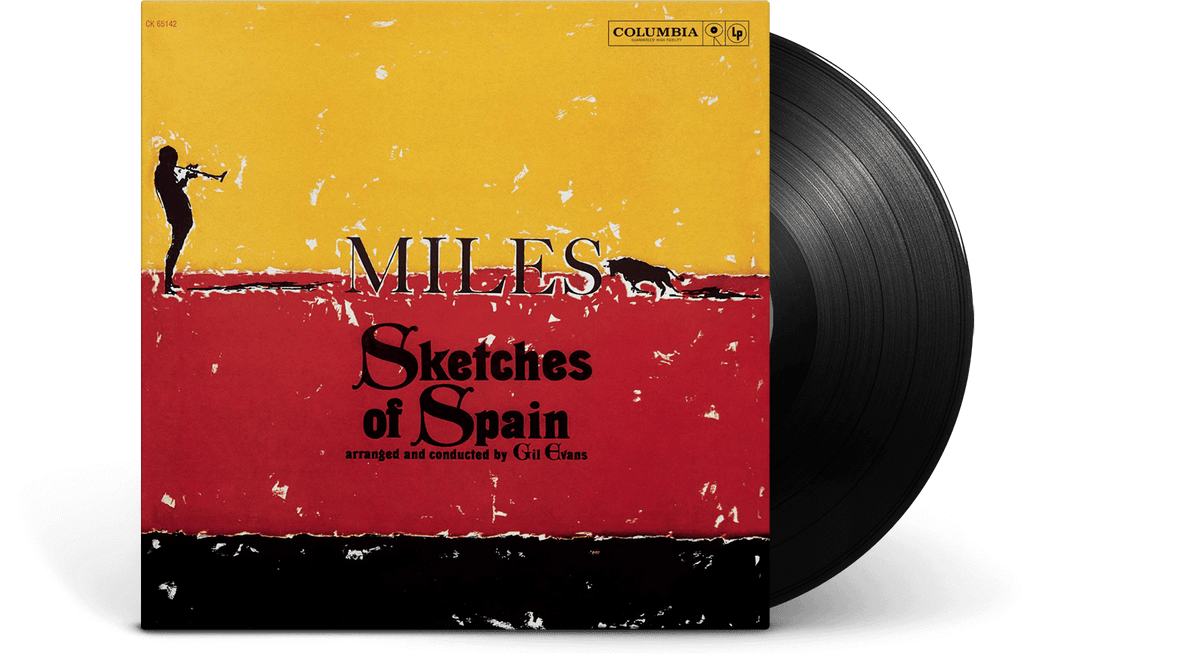 Vinyl - Miles Davis <br> Sketches of Spain - The Record Hub