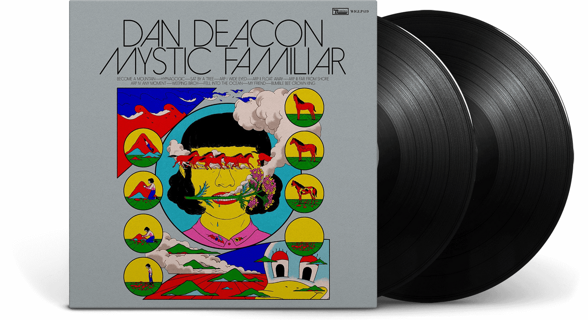 Vinyl - Dan Deacon : Mystic Familar - The Record Hub