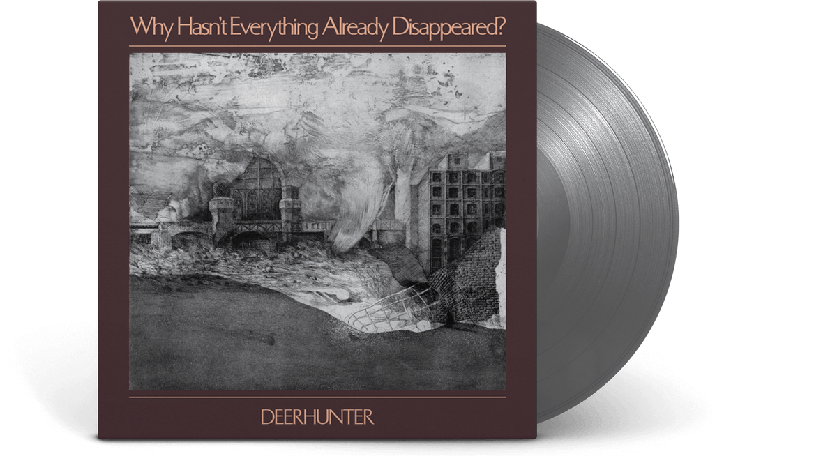 Vinyl - Deerhunter : Why Hasn't Everything Already Disappeared? - The Record Hub