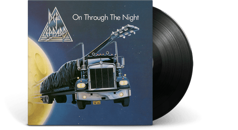 Def Leppard<br> On Through The Night
