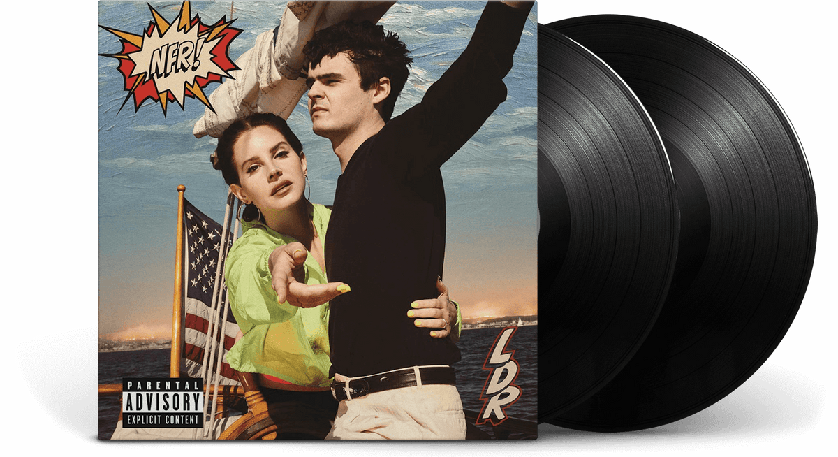 Vinyl - Lana Del Rey : NFR! - The Record Hub