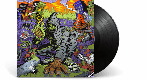 Vinyl - Denzel Curry & Kenny Beats<br> Unlocked - The Record Hub