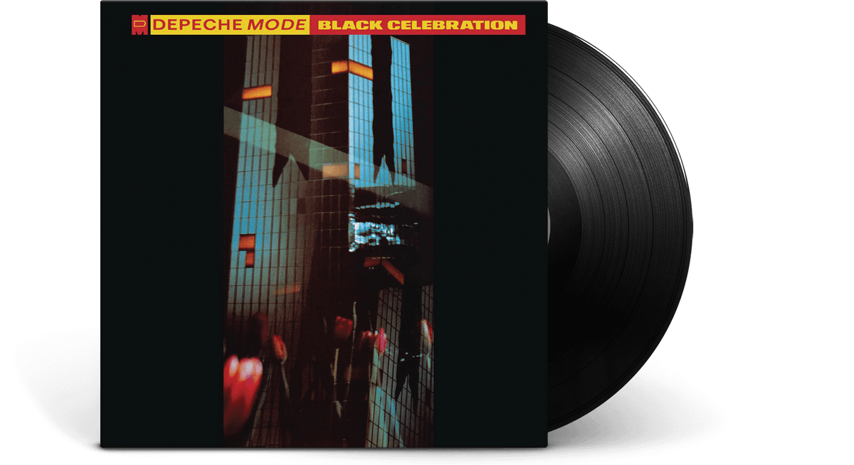 Vinyl - Depeche Mode : Black Celebration - The Record Hub