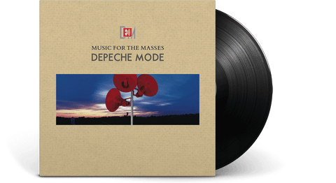 Vinyl - Depeche Mode <br> Music for the Masses - The Record Hub