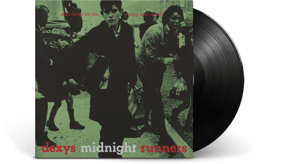 Vinyl - Dexy's Midnight Runners : Searching For The Young Soul Rebels - The Record Hub