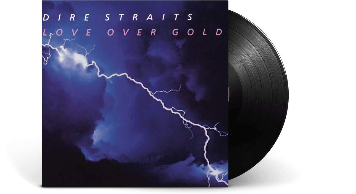 Vinyl - Dire Straits : Love Over Gold - The Record Hub